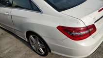 Bara spate pachet AMG Mercedes E Class coupe C207 ...
