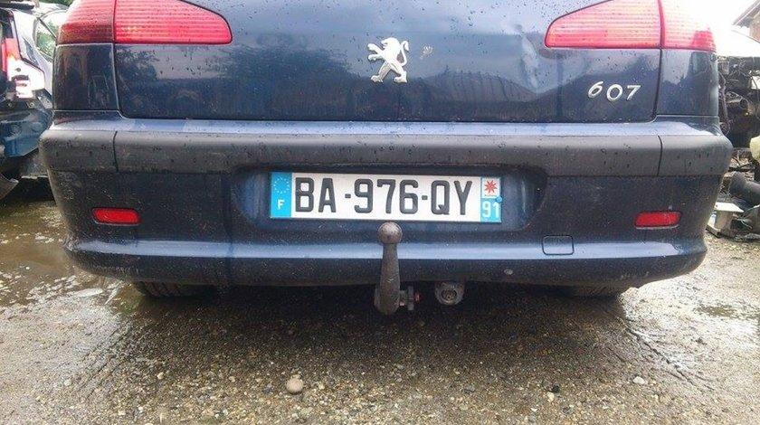 Bara Spate Peugeot 607 Culoare Albastru