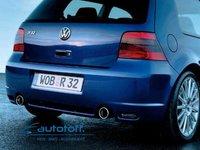 Bara spate R32 VW Golf 4