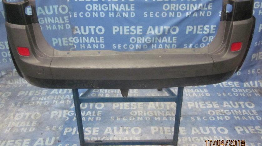 Bara spate Renault Scenic  (2 lovituri jos, zgariata); monovolum