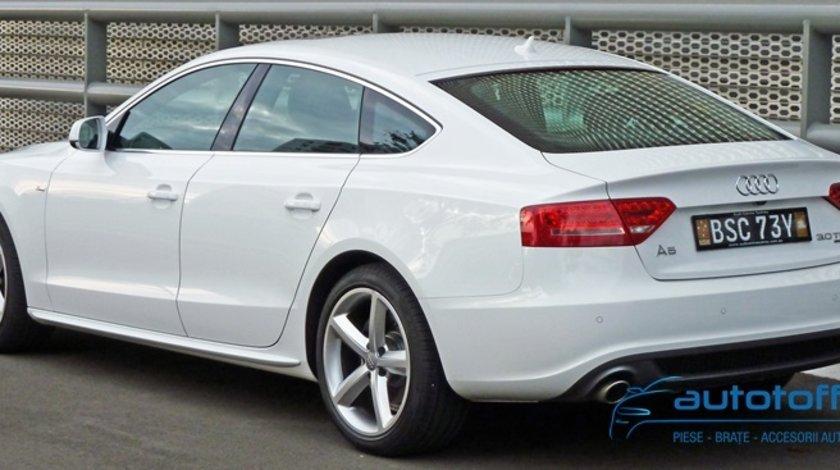 Bara spate RS5 Design Audi A5 S5 8T Facelift