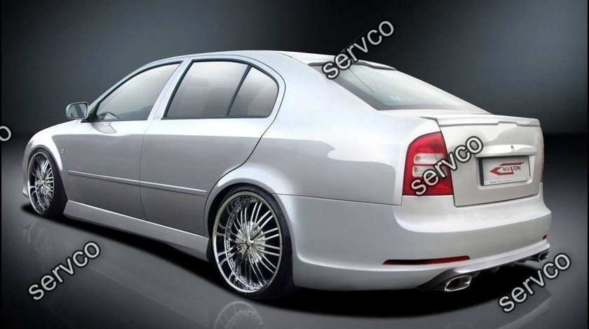 Bara spate Skoda Fabia Mk1 Hatchback 1996-2010 v1