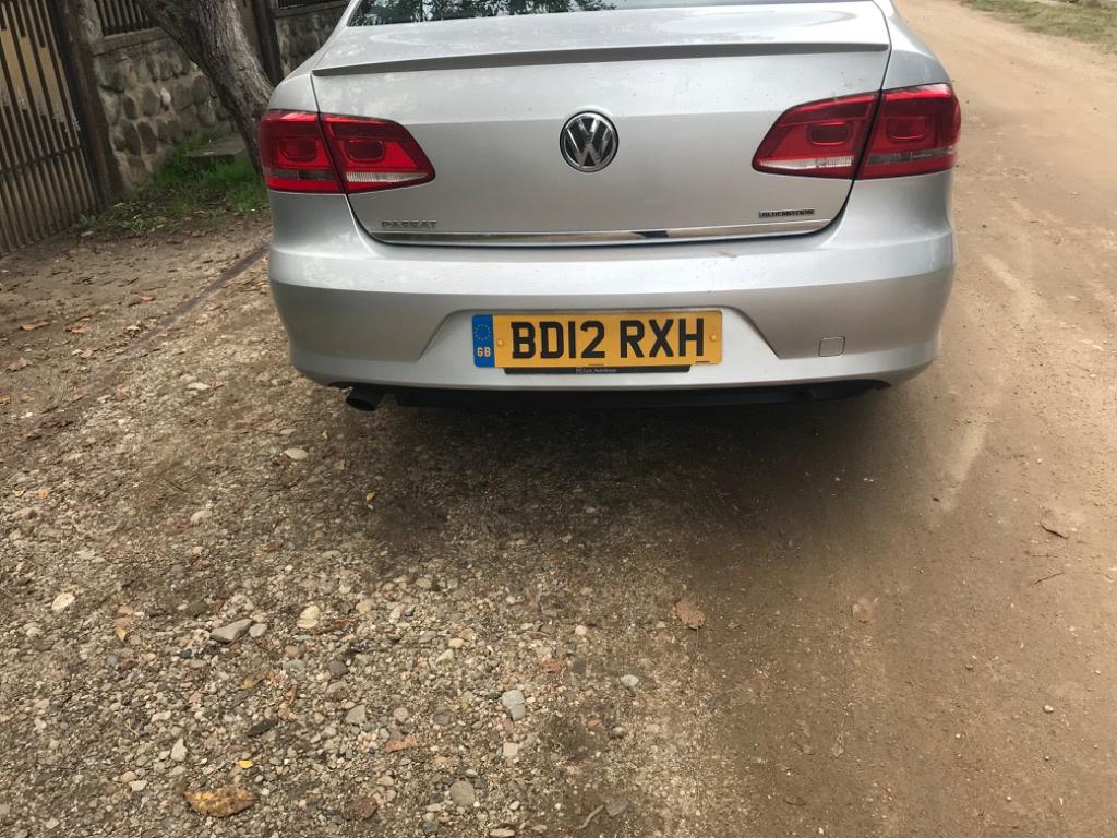 Bara spate vokswagen Passat B7