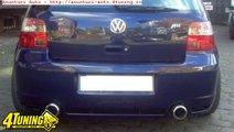 Bara spate VW Golf 4 model R32-Look din fibra de s...