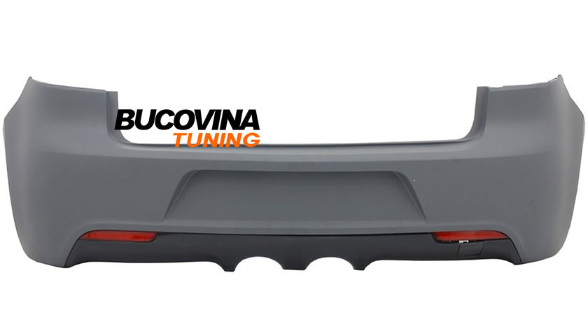 Bara spate VW Golf 6 (08-12) R20 Design