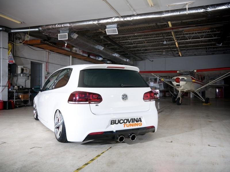 BARA SPATE VW GOLF 6 R20