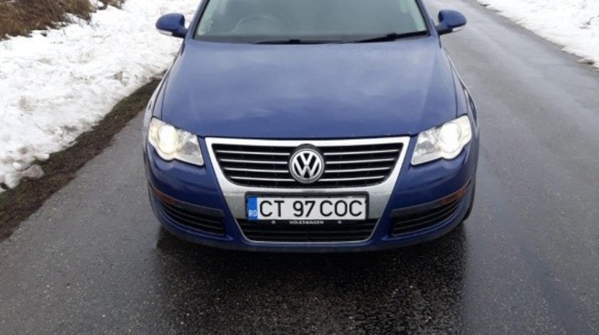 Bara spate VW Passat B6 2007 Berlina 2.0