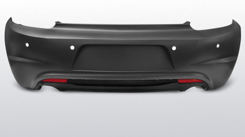 Bara spate VW SCIROCCO, 2008-04.2014 R STYLE