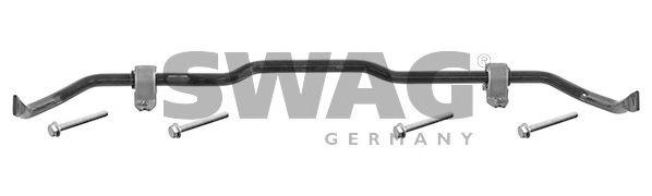 Bara stabilizatoare,suspensie AUDI A3 Cabriolet (8P7) (2008 - 2013) SWAG 30 94 5306 piesa NOUA