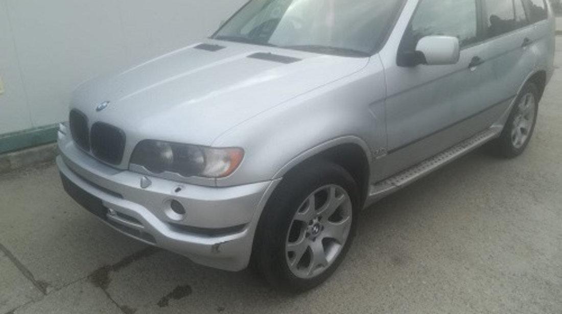 BARA STABILIZATOARE / TORSIUNE SPATE BMW X5 E53 FAB. 2000 - 2006 ⭐⭐⭐⭐⭐