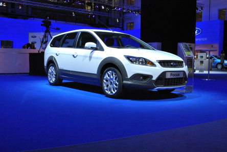 Barcelona 2009: Ford Focus X-Road