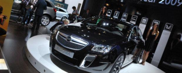 Barcelona 2009: Opel Insignia OPC