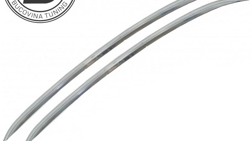 Bare Decorative Longitudinale Plafon BMW X6 F16 (15-19) Aluminiu