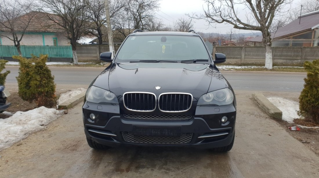 Bare portbagaj longitudinale BMW X5 E70 2009 Jeep 3.0 d