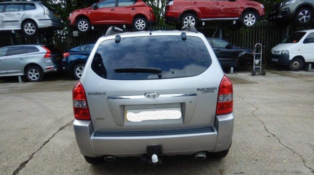 Bare portbagaj longitudinale Hyundai Tucson 2007 Suv 2.0 CRTD Motorina