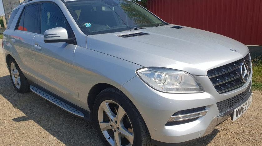 Bare portbagaj longitudinale Mercedes M-Class W166 2013 150kw 204cp ml250 2.2cdi