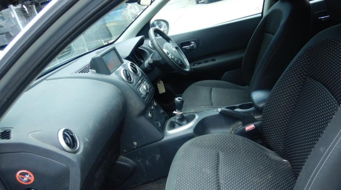 Bare portbagaj longitudinale Nissan Qashqai 2008 SUV 1.5 dci