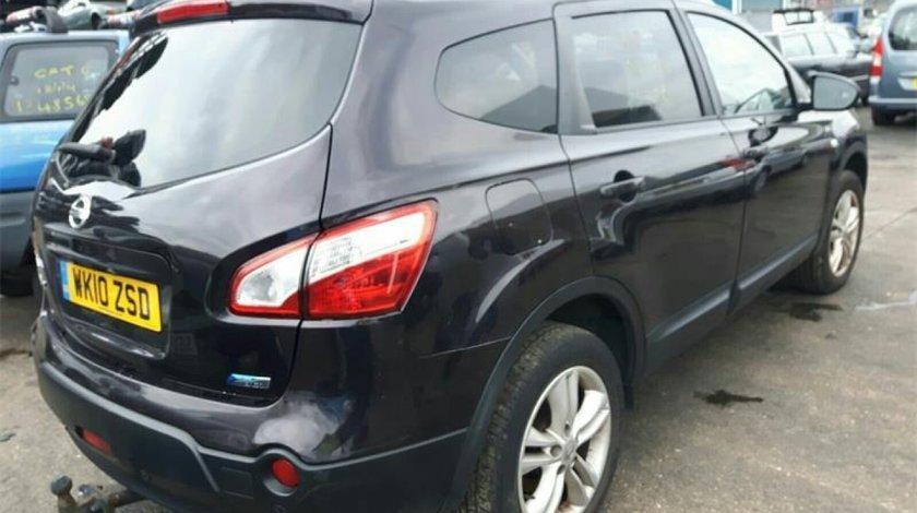 Bare portbagaj longitudinale Nissan Qashqai 2010 SUV 1.5 dCi