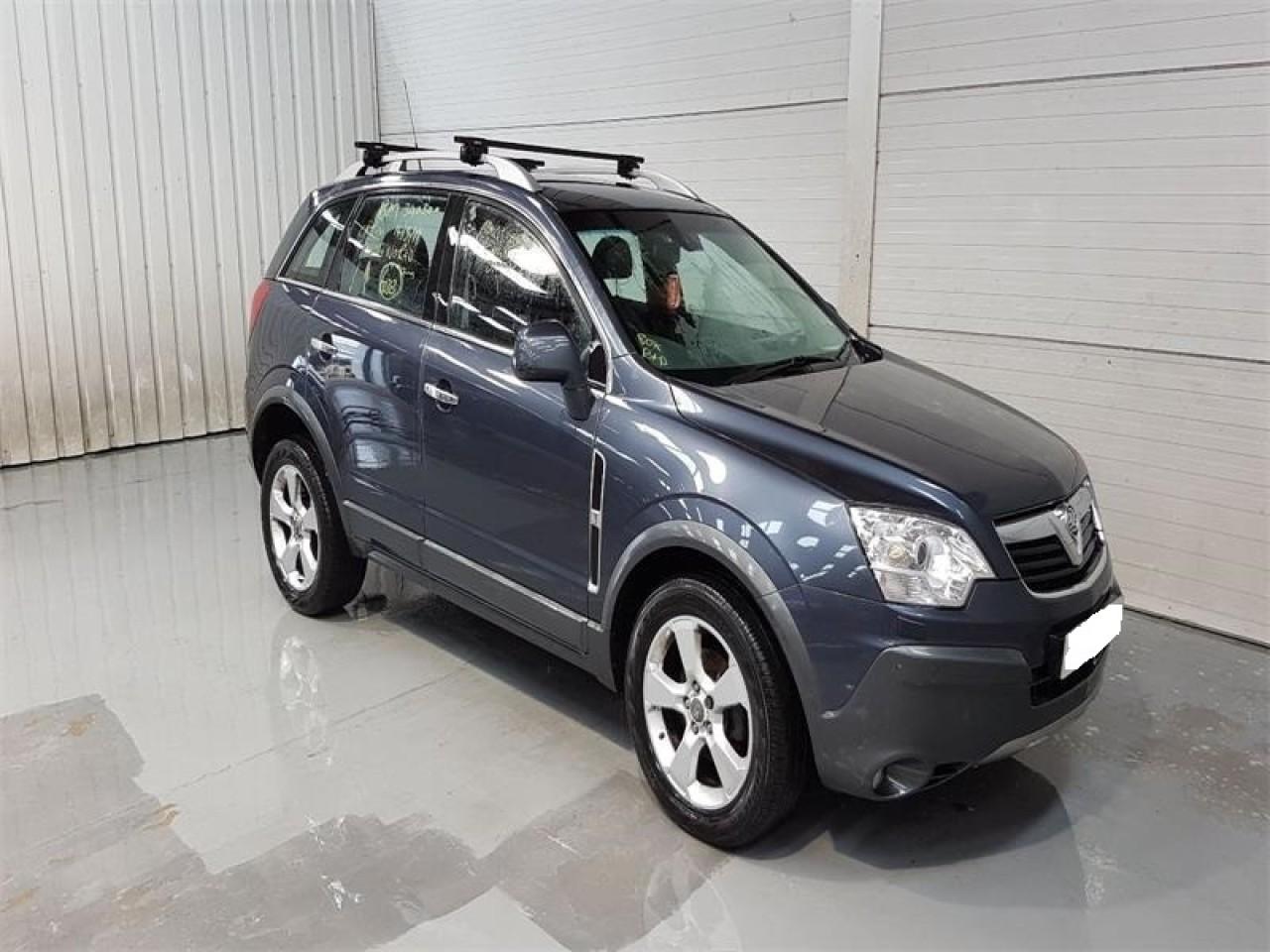 Bare portbagaj longitudinale Opel Antara 2008 SUV 2.0 CDTi