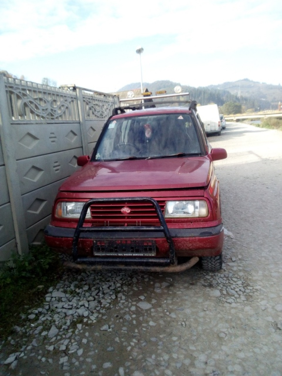 Bare portbagaj longitudinale Suzuki Vitara 1995 Hatchback 1.6