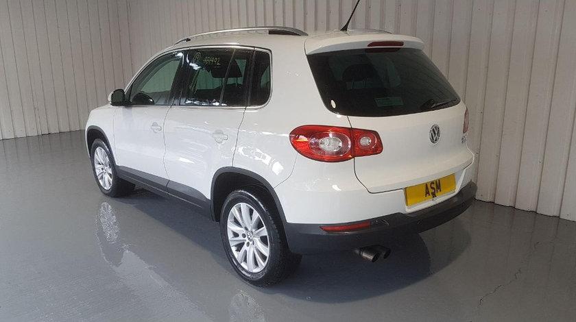 Bare portbagaj longitudinale Volkswagen Tiguan 2011 SUV 2.0 TDI