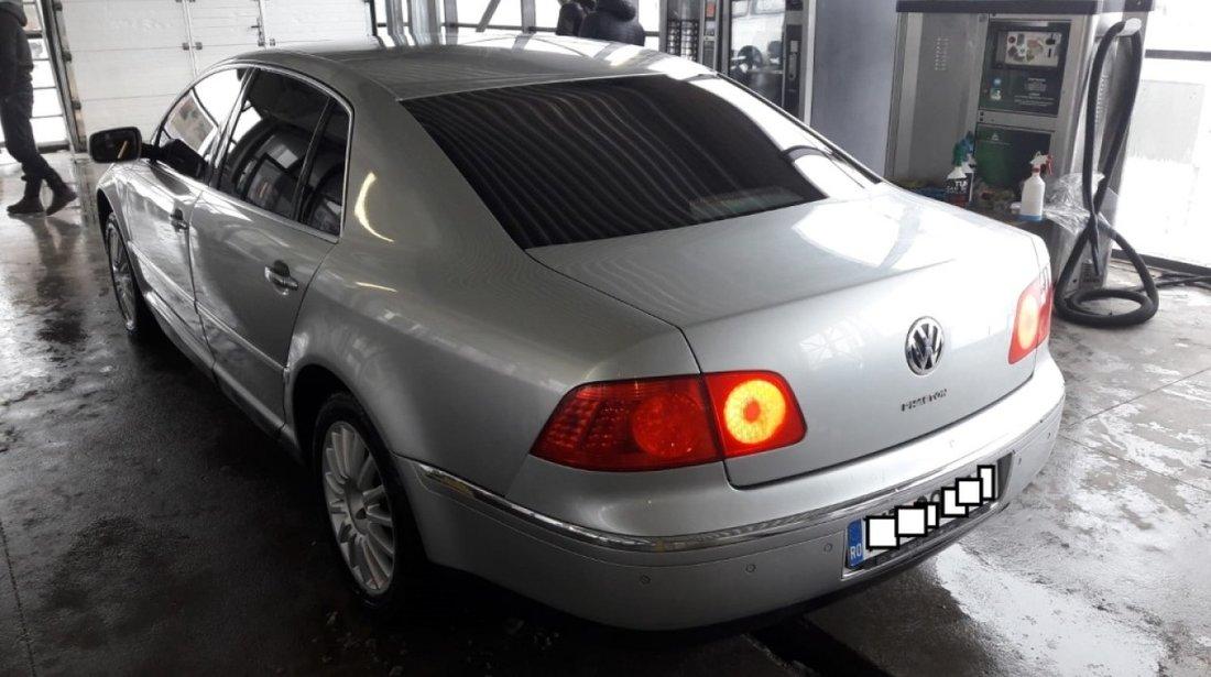 Bare portbagaj longitudinale VW Phaeton 2006 Berlina 3.0tdi
