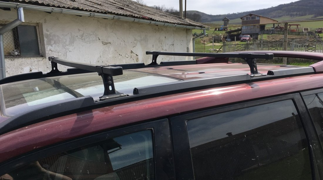 Bare transversale Portbagaj Nissan X-Trail T30