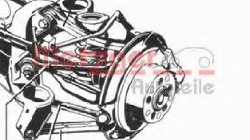 Bascula / Brat suspensie roata MERCEDES E-CLASS Cabriolet (A124) (1993 - 1998) METZGER 58048719 - produs NOU