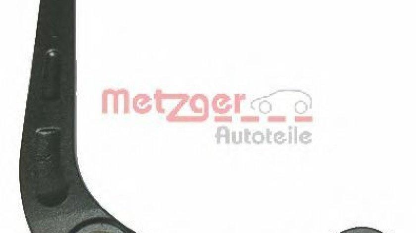 Bascula / Brat suspensie roata PEUGEOT 206 SW (2E/K) (2002 - 2016) METZGER 58059202 - produs NOU