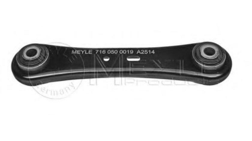 Bascula / Brat suspensie roata VOLVO S60 II (2010 - 2016) MEYLE 716 050 0019 produs NOU