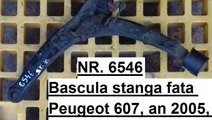 Bascula stanga fata Peugeot 607