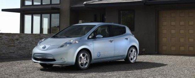 Bateria Nissan Leaf nu rezista la canicula?