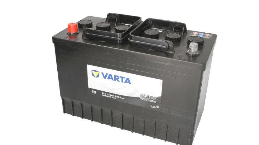 Baterie 12V 110Ah 680A PROMOTIVE negru (L+ Borna standard) 347x173x234 B00 - fara flansa montare