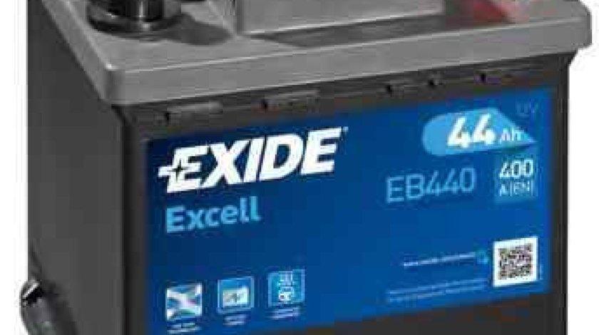 baterie acumulator AIXAM A.751 EXIDE EB440