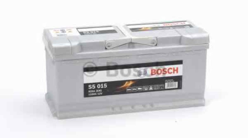 baterie acumulator BMW 5 E39 BOSCH 0 092 S50 150