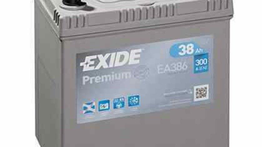 baterie acumulator DAEWOO TICO KLY3 EXIDE EA386