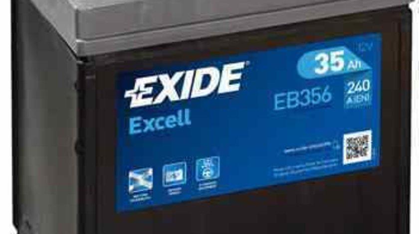 baterie acumulator DAEWOO TICO KLY3 EXIDE EB356