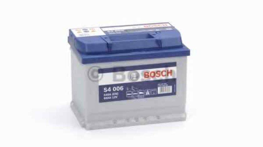 baterie acumulator FIAT RITMO I 138A Producator BOSCH 0 092 S40 060