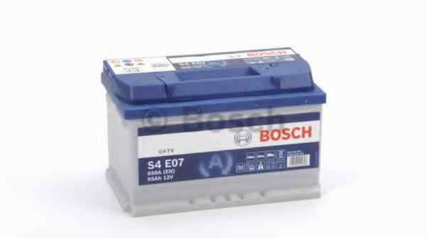 Baterie acumulator FORD TOURNEO CUSTOM bus BOSCH 0 092 S4E 070
