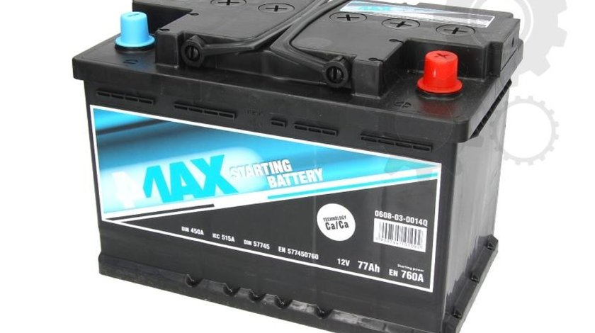 Baterie acumulator MERCEDES-BENZ COUPE C123 Producator 4MAX 0608-03-0014Q