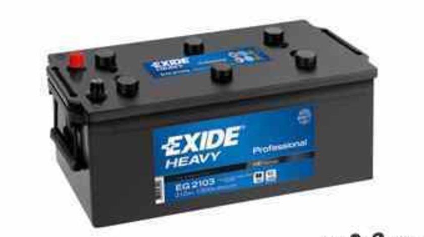 Baterie acumulator MERCEDES-BENZ TOURO O 500 EXIDE EG2153
