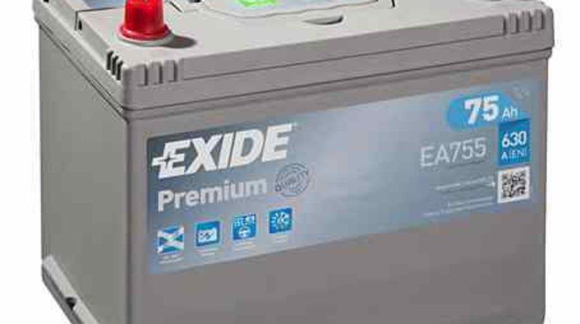 Baterie acumulator ROVER 100 / METRO XP Producator EXIDE EA755