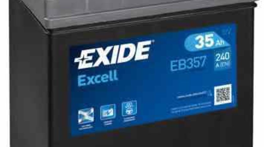 Baterie acumulator SUZUKI SWIFT II hatchback EA MA EXIDE EB357