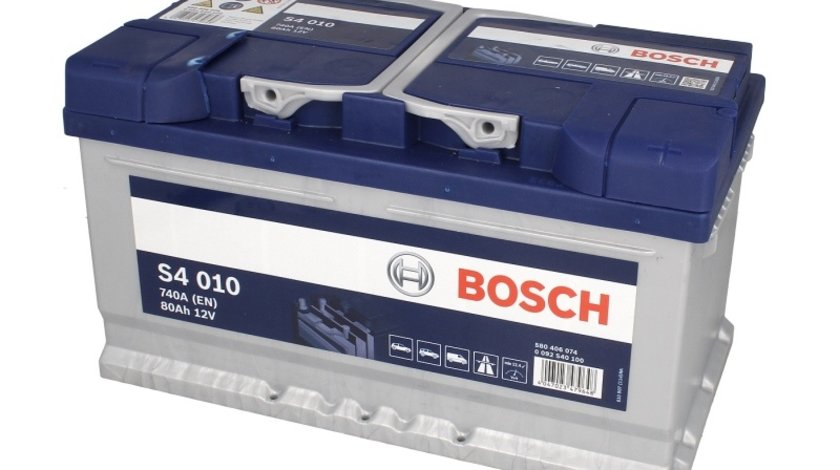 Baterie auto bosch s4 12v 80ah 740a