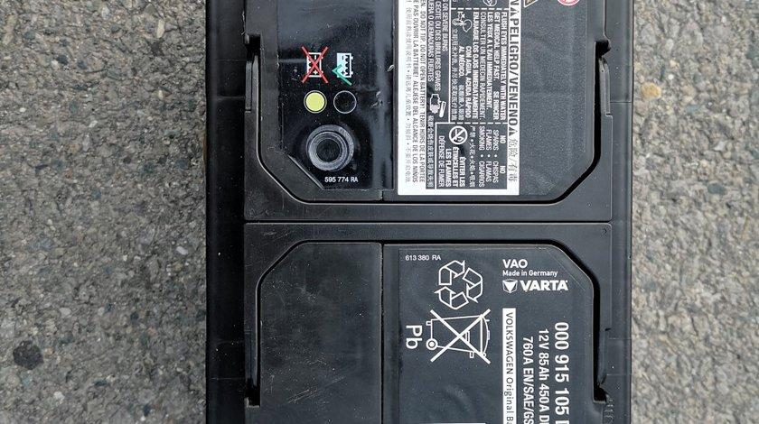 Baterie auto originala Varta 85Ah 760A