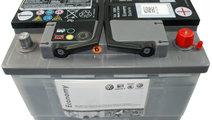Baterie auto originala VW-AUDI 72Ah 640A