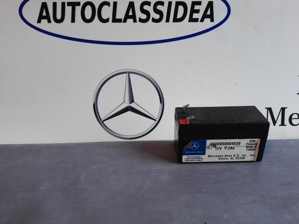 Baterie auxiliara Mercedes ML W164