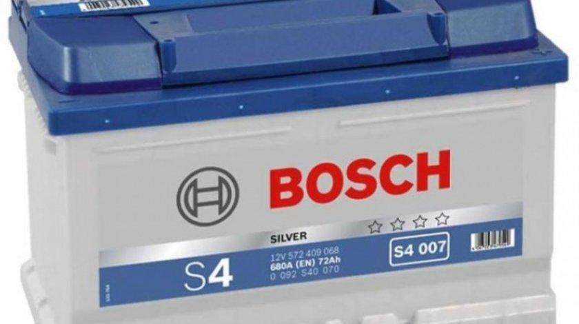 Baterie Bosch S4 72Ah 0092S40070