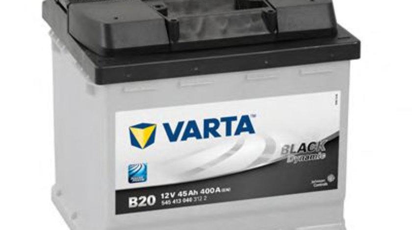 Baterie de pornire ALFA ROMEO GIULIETTA (116) (1977 - 1985) VARTA 5454130403122 piesa NOUA