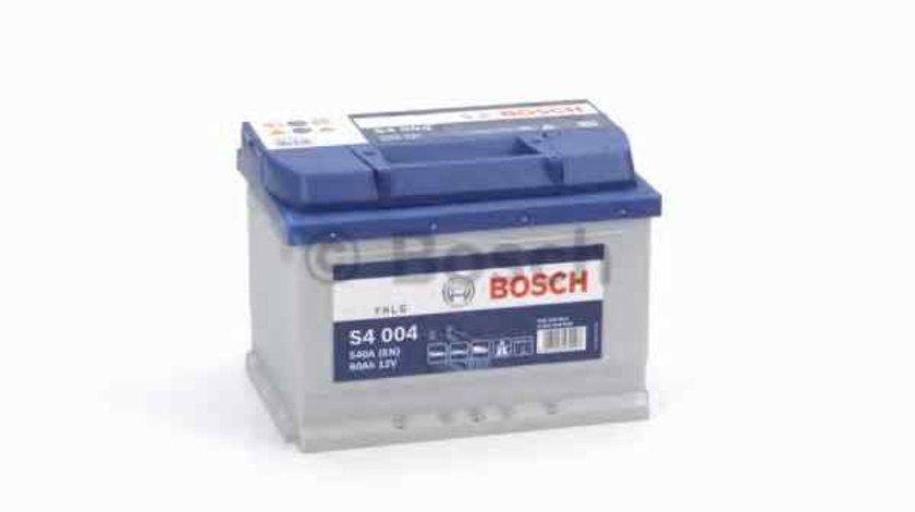 Baterie de pornire AUDI 80 (8C, B4) Producator BOSCH 0 092 S40 040